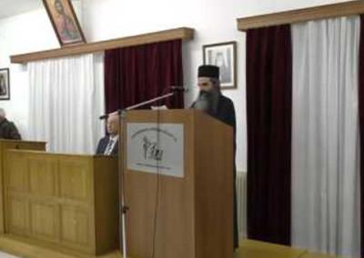 Άγιος Παΐσιος ο Αγιορείτης – Ομιλία Ιερομονάχου Χρυσοστόμου Κουτλουμουσιανού