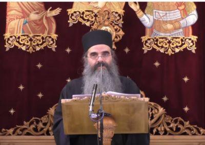 'ΔΗΜΗΤΡΙΑ 2018' 3η ημέρα – Ομιλία Ιερομονάχου Χρυσοστόμου Κουτλουμουσιανού