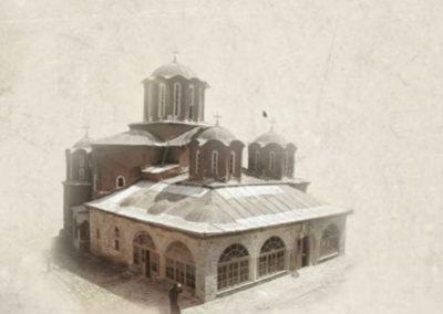 Ταινία για την Ι. Μ. Κουτλουμουσίου, παραγωγή «Μιρ Πρικλιουτσένιι»