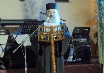 Ο Άγιος Παΐσιος και οι νέοι – Ομιλία Ιερομονάχου Φιλοθέου Κουτλουμουσιανού
