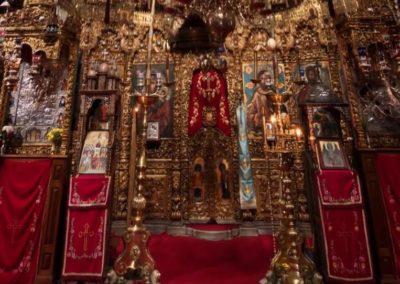 Τηλεοπτική σειρά ΕΡΤ3 ΄Χαρά Θεού΄ – Αφιέρωμα στην Ι. Μ. Κουτλουμουσίου Μέρος Β΄